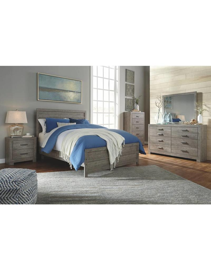 Culverbach 6 Piece Bedroom Set King Bed - Livin Style Furniture