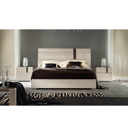 ALF Italia Teodora King Bed by ALF Italia
