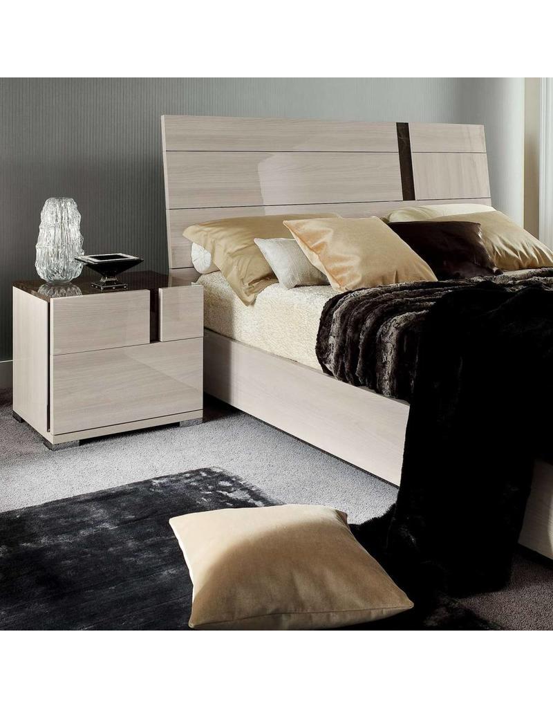 ALF Italia Teodora King Bed by ALF Italia
