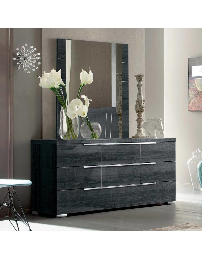 ALF Italia Versillia Dresser & Mirror by Alf Italia