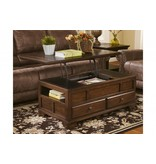 Ashley Furniture Gately Rec. Lift Top Coffee Table