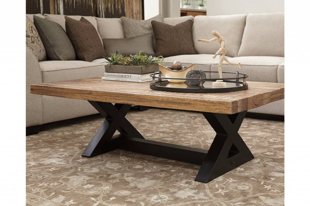 Wesling Coffee Table Livin Style Furniture
