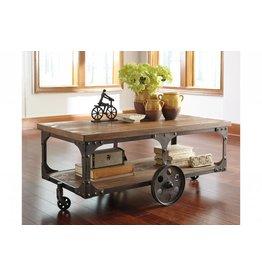 Ashley Furniture Vennilux Coffee Table