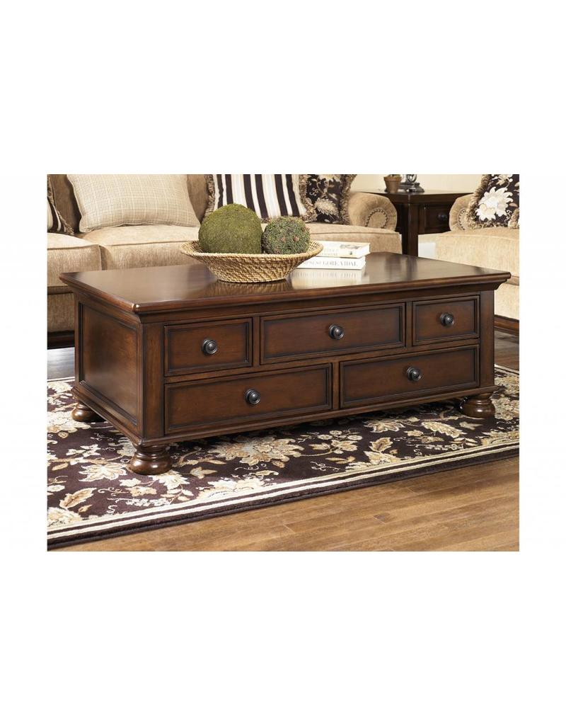 Porter Coffee Table Livin Style Furniture