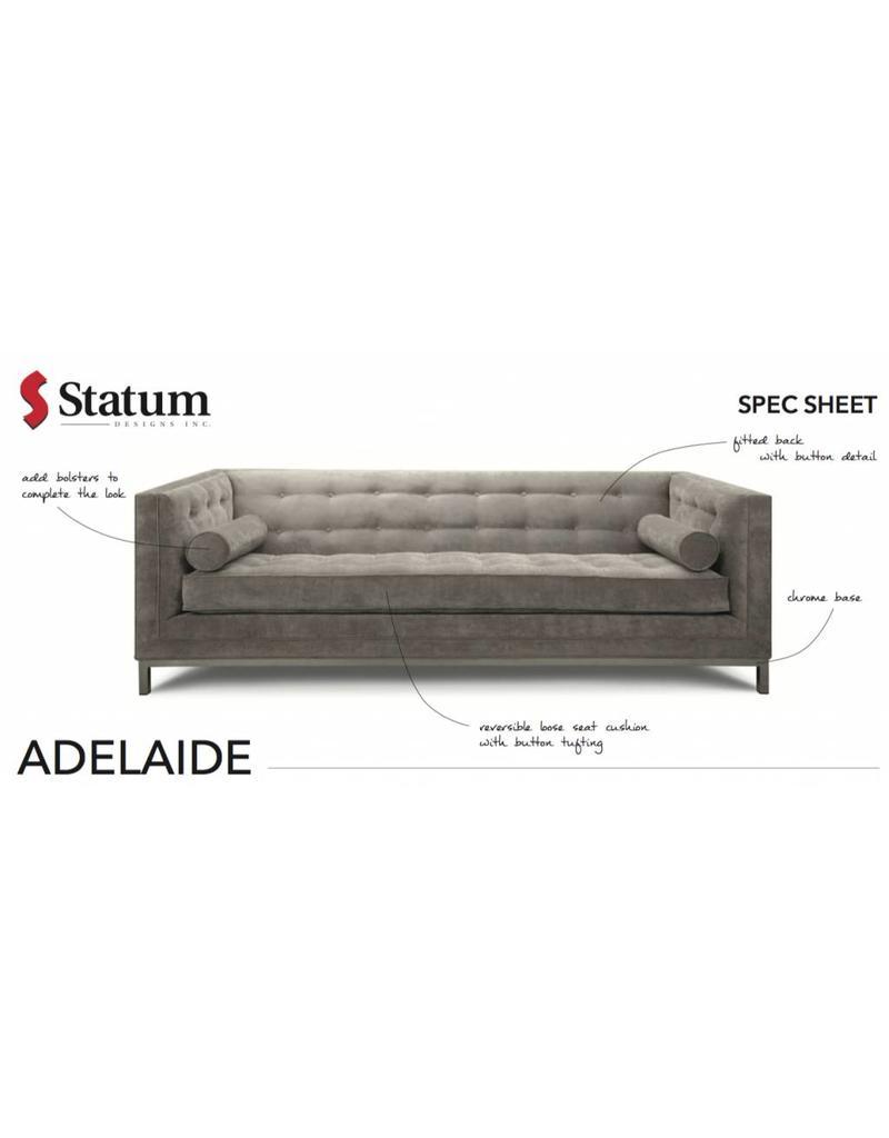 Statum Designs Adelaide Loveseat