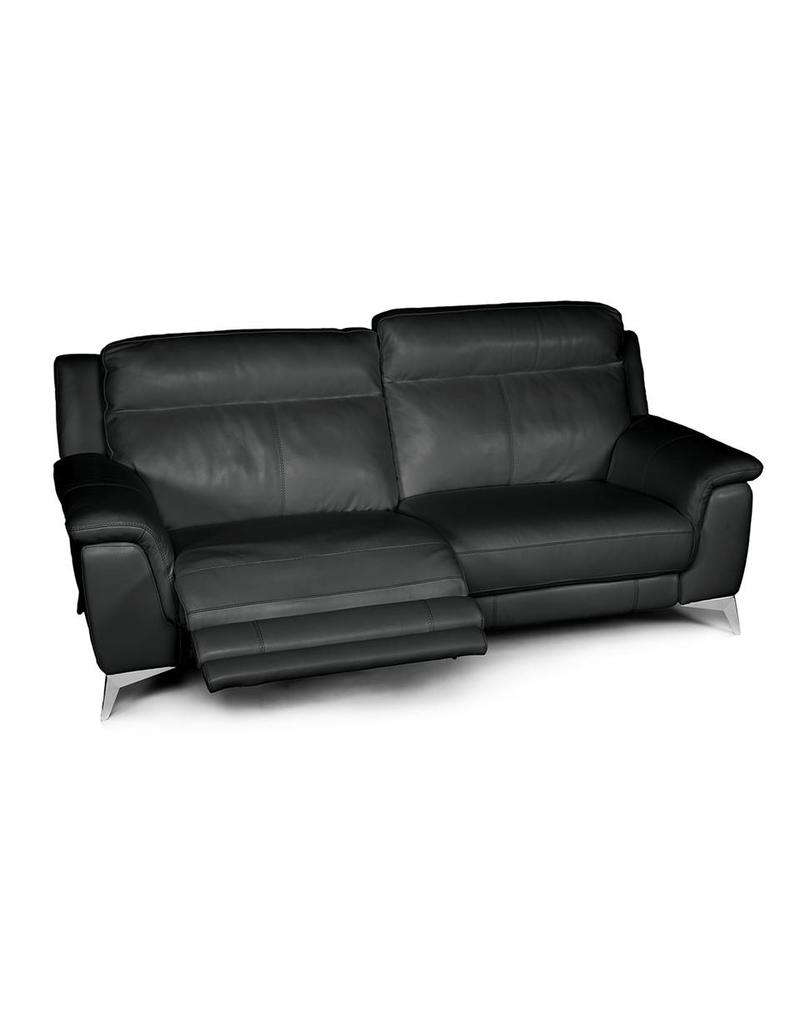 Carson Power Reclining Sofa Black