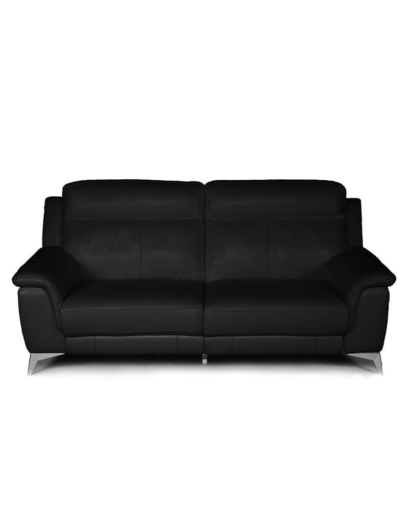 Carson Power Reclining Loveseat Black