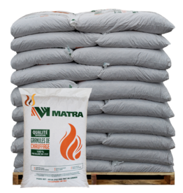 Matra Matra Softwood Pellets – 1 Ton