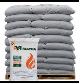 Matra Matra Softwood Pellets – 1 Ton