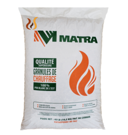 Matra Matra Softwood Pellets