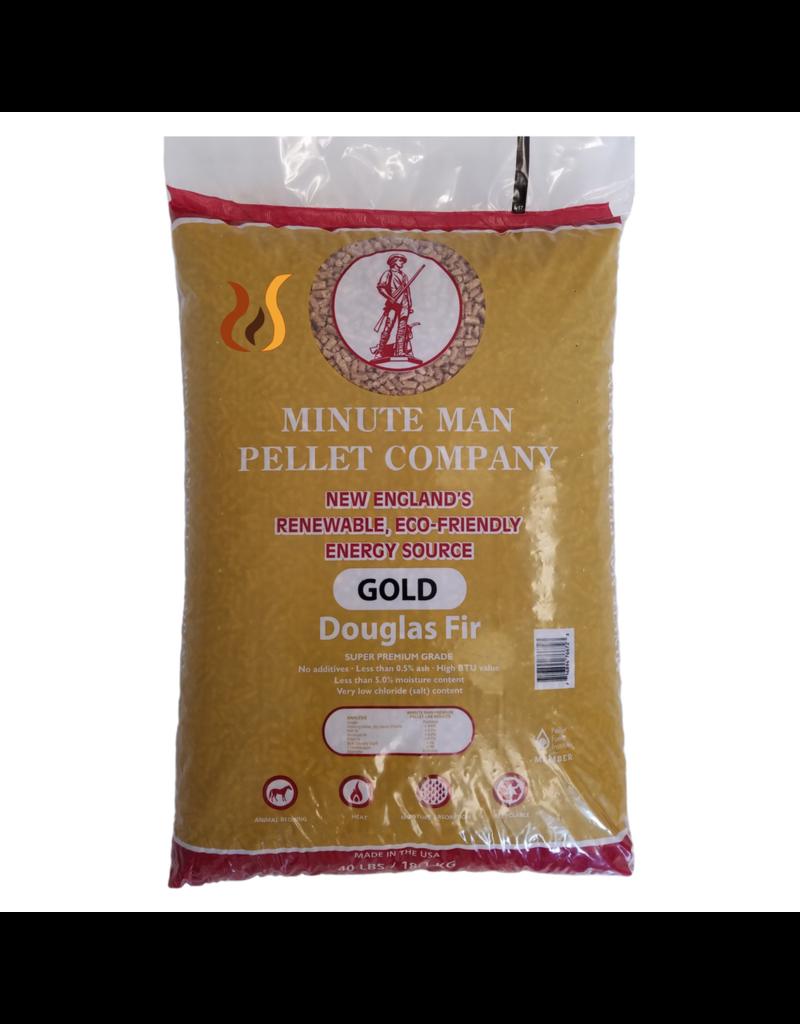 Minute Man Minute Man Gold Douglas Fir - 1 Ton
