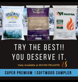 Softwood Sampler