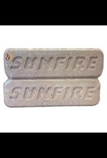 Barefoot Sunfire Blocks - Sleeve of 6