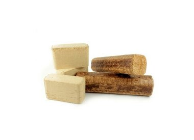 Wood Logs & Blocks