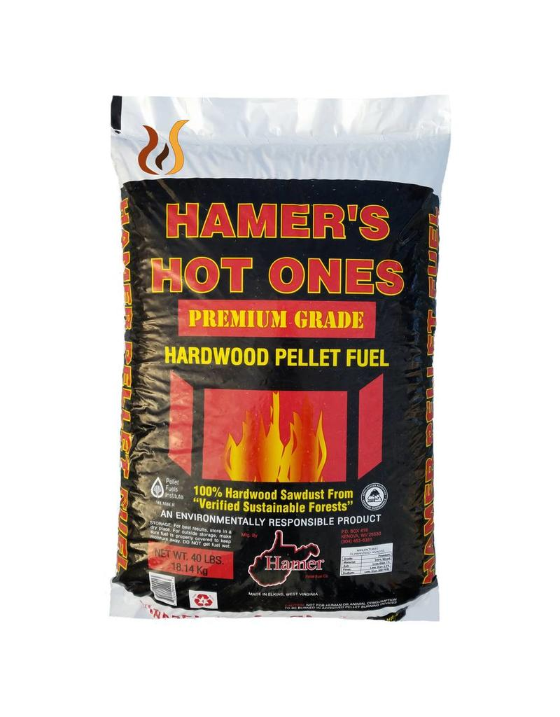 Hamer's Hamer's Hot Ones