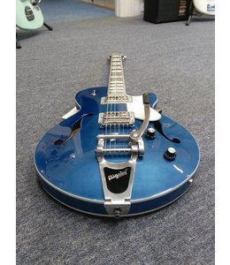 GODIN Godin Montreal Premiere LTD with TV Jones Pickups and Bigsby 2018 Desert Blue