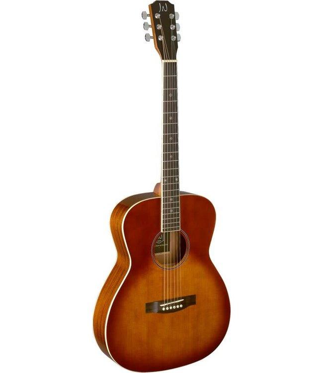 J.N. Guitars Guitars Dark Cherryburst