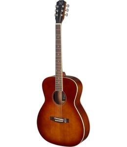 J.N. Guitars Guitars Dark Cherryburst Left Hand