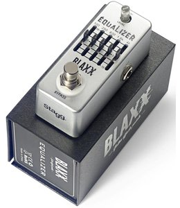 Blaxx BLAXX 5-band Equalizer pedal for guitar