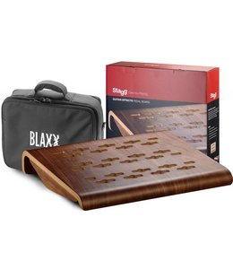 Blaxx Blaxx Laminated bended wood support for effects pedals, mini