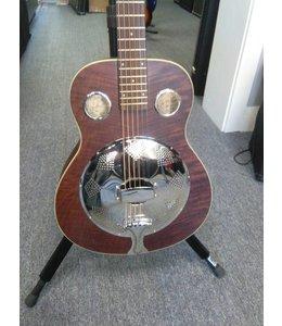 FENDER Fender Brown Derby Resonator Guitar