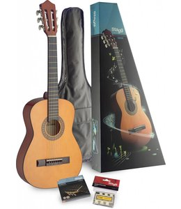 STAGG Stagg 1/2 Size Classical Guitar Player Pack w/Bag