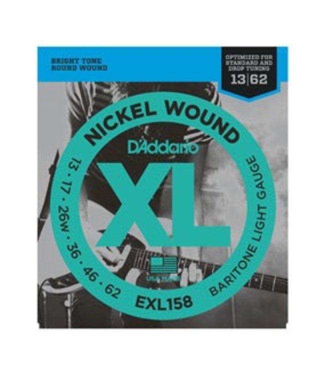 D'ADDARIO D'ADDARIO EXL158 BARITONE XL LITE