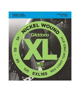 D'ADDARIO EXL165 BASS XL 45-105 LONG