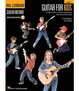 HAL LEONARD Guitar for Kids Hal Leonard Guitar Method