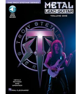 HAL LEONARD Metal Lead Guitar Vol. 1
