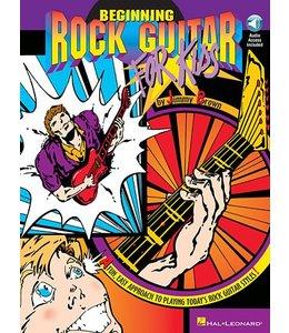HAL LEONARD Beginning Rock Guitar for Kids