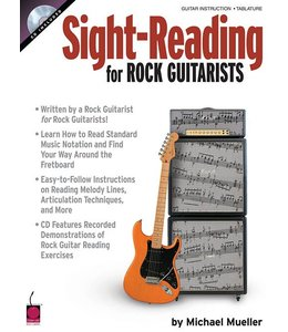 HAL LEONARD Sight Reading for Rock Guitarists