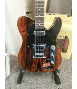 MICHAEL KELLY 1955 Custom Collection Striped Ebony