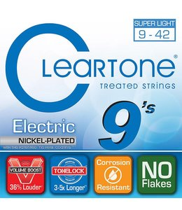 CLEARTONE Electric Hybrid 9-46