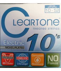 CLEARTONE Cleartone Electric 10-52 Light Top/Heavy Bottom