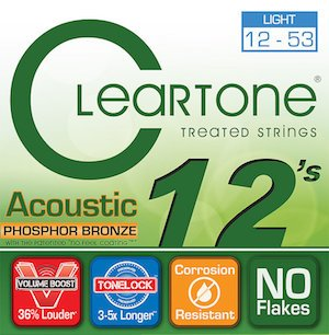 Cleartone Guitar Strings Now In Stock!