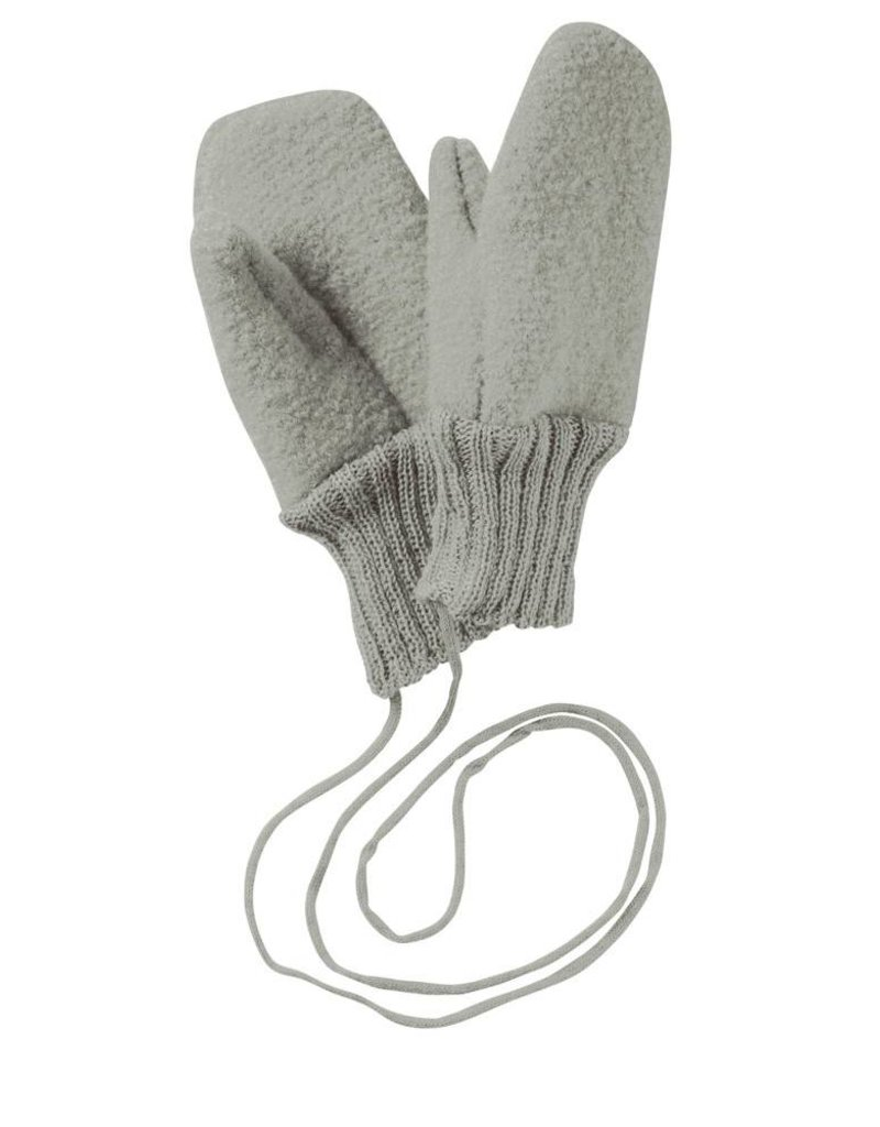 Disana Merino Boiled Wool Mittens