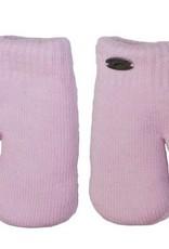 Knit Mittens Pink