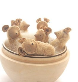 Chill Handcrafted Mice Small