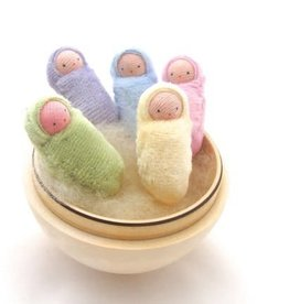 Chill Handcrafted Peanut Babies