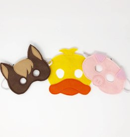 Chill Felt Animal Masks