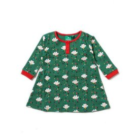 Little Green Radicals Organic Rain Playdress