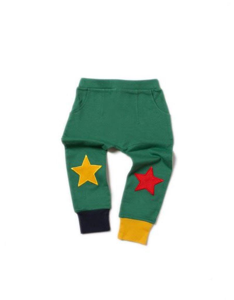 Little Green Radicals Organic Star Jogger