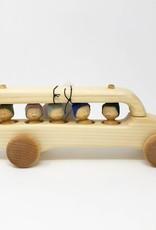 Chill School Bus + Five People