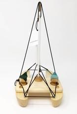 Chill Wooden Catamaran