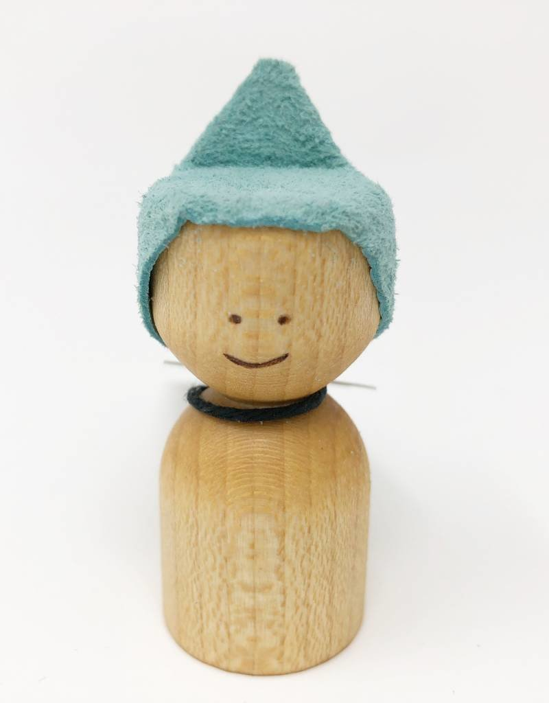 Chill Wooden People
