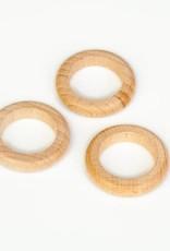 Grapat Wood Natural Rings