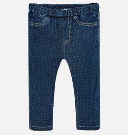 Mayoral Polka Dot Pant