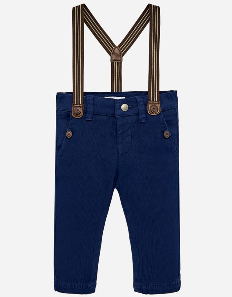 549af88ce Mayoral Baby Boys Chino Suspender Pant - Chill Lifestyle for Kids - Chill  Lifestyle For Kids