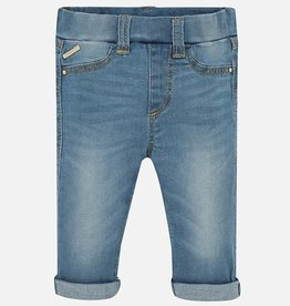 Mayoral Light Stretch Denim Pant